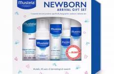 Mustela – trọn bộ sản phẩm chăm sóc da cho bé từ Pháp