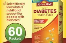 Sản phẩm Nature Made Diabetes của Mỹ