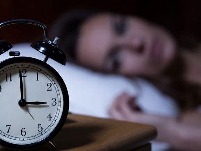 Mất ngủ, khó ngủ