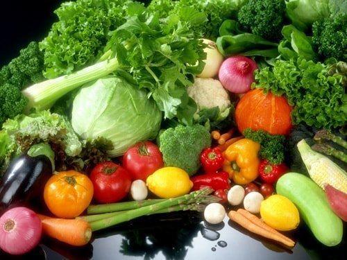 Chọn những thực phẩm có hàm lượng Calo thấp