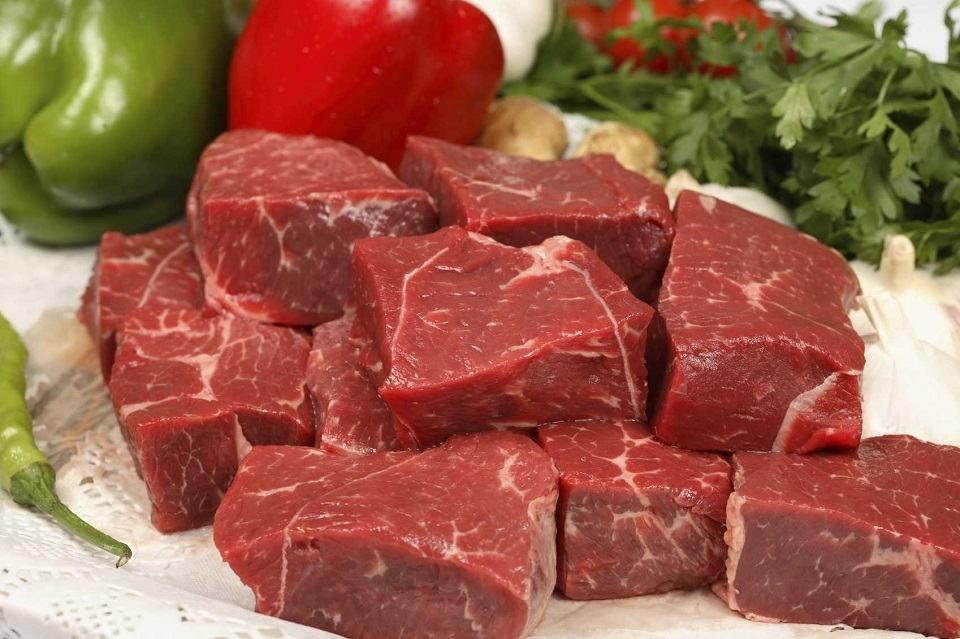 Thịt nạc là loại thực phẩm rất giàu sắt