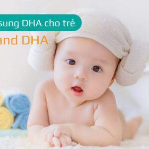 Viên uống bổ sung DHA cho trẻ – Bioisland DHA
