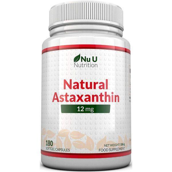 Review thực phẩm chức năng đẹp da - Astaxanthin