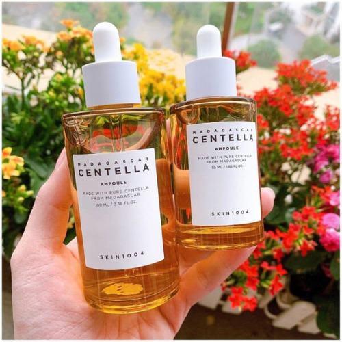 serum centella trị mụn có tốt không
