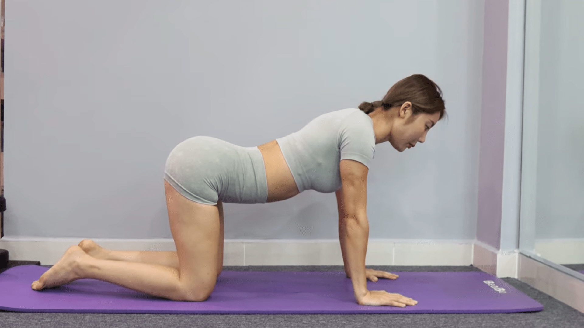 Bài tập chữa sổ bụng sau sinh cực hiệu quả